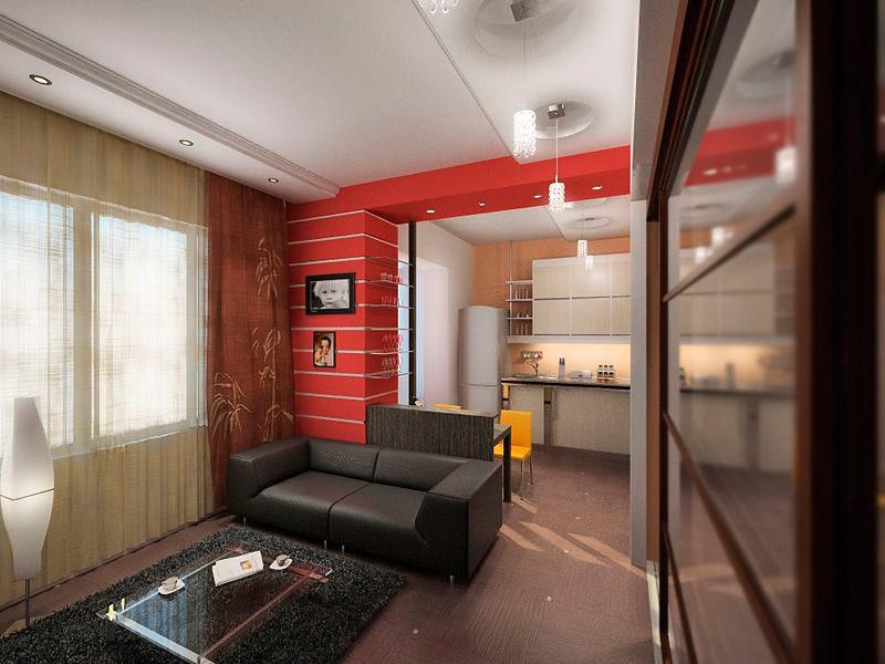 дизайн проект интерьера дома 2