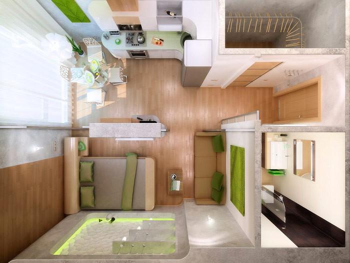 дизайн проект квартиры 2