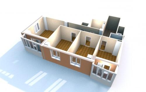 перепланировка квартир примеры