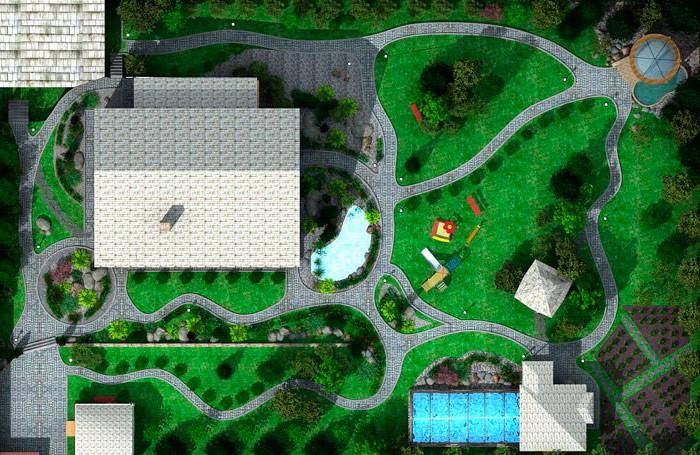 Фото планировки дачного участка 15 соток своими руками фото